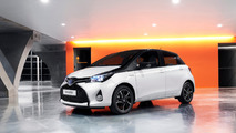 Toyota Yaris gets updated in UK