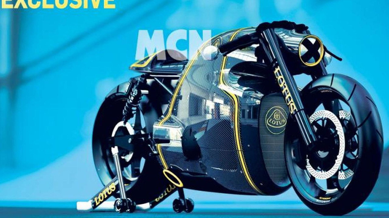 Lotus C-01 leaked official render