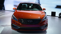 2015 Hyundai Sonata live in New York
