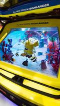 Toyota SpongeBob Highlander Tanked Edition unveiled for SEMA