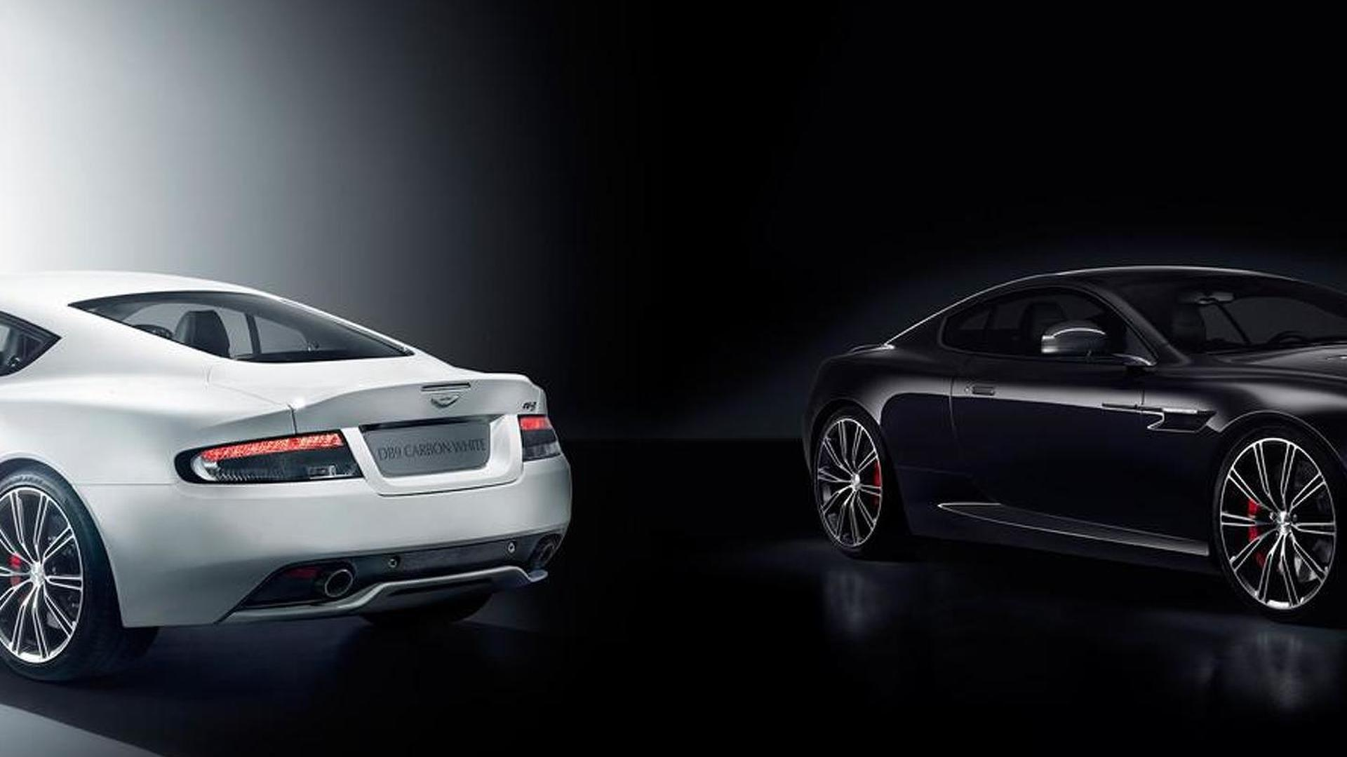 Aston Martin's new architecture to debut in 2016 DB9 - report