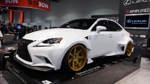2014 IS 350 F SPORT by Rob Evans and VIP Auto Salon 06.11.2013