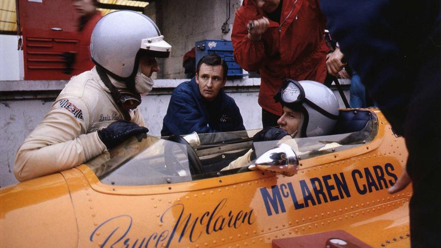El documental de Bruce McLaren llegará en 2017