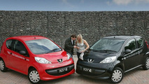 Peugeot 107 KISS Special Edition