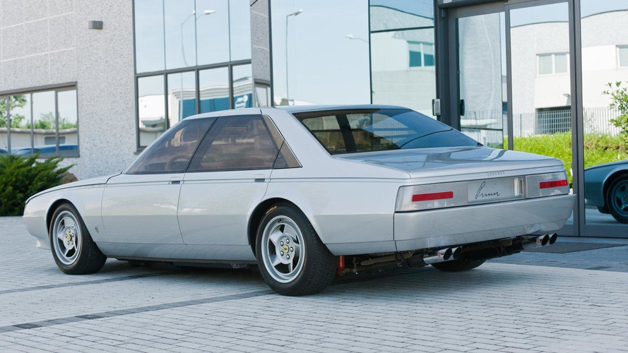 Ferrari Pinin concept headed for auction