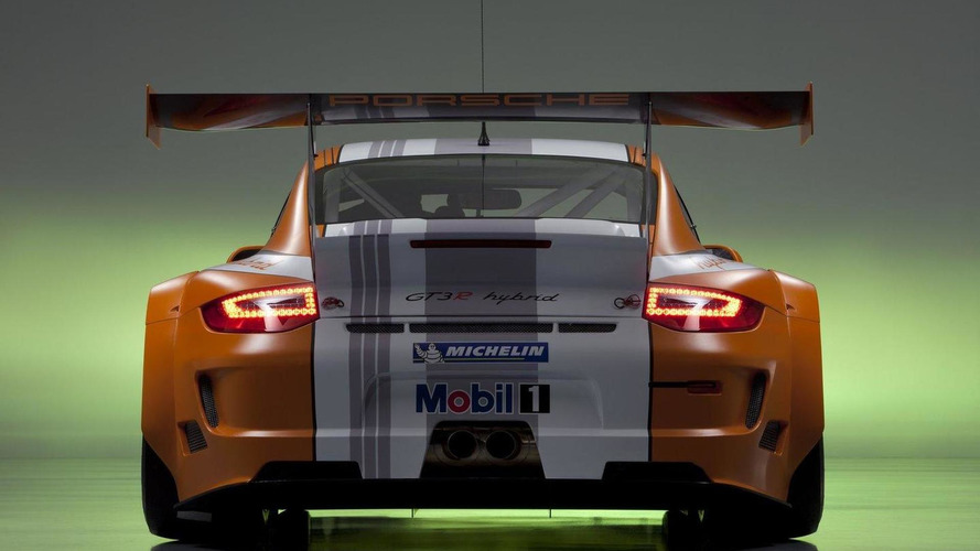 Upgraded Porsche 911 GT3 R Hybrid Version 2.0 announced-  ready for Nürburgring 24H
