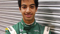 Malaysian teen becomes youngest F1 tester