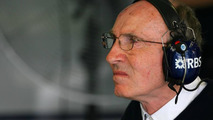 Frank Williams not retiring