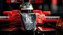 Di Grassi not frustrated as Virgin struggles into F1