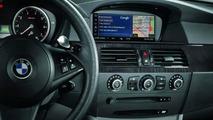 Google Local Search via BMW Navigation System