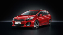 Kia cee'd GT Line revealed with 1.0 turbo and 7-speed DCT