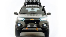 2015 Chevrolet Niva concept leaked photo