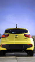 2016 Kia Rio hatchback and sedan unveiled at Chicago Auto Show [videos]