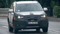 2015 / 2016 Mitsubishi Outlander Facelift spy photo