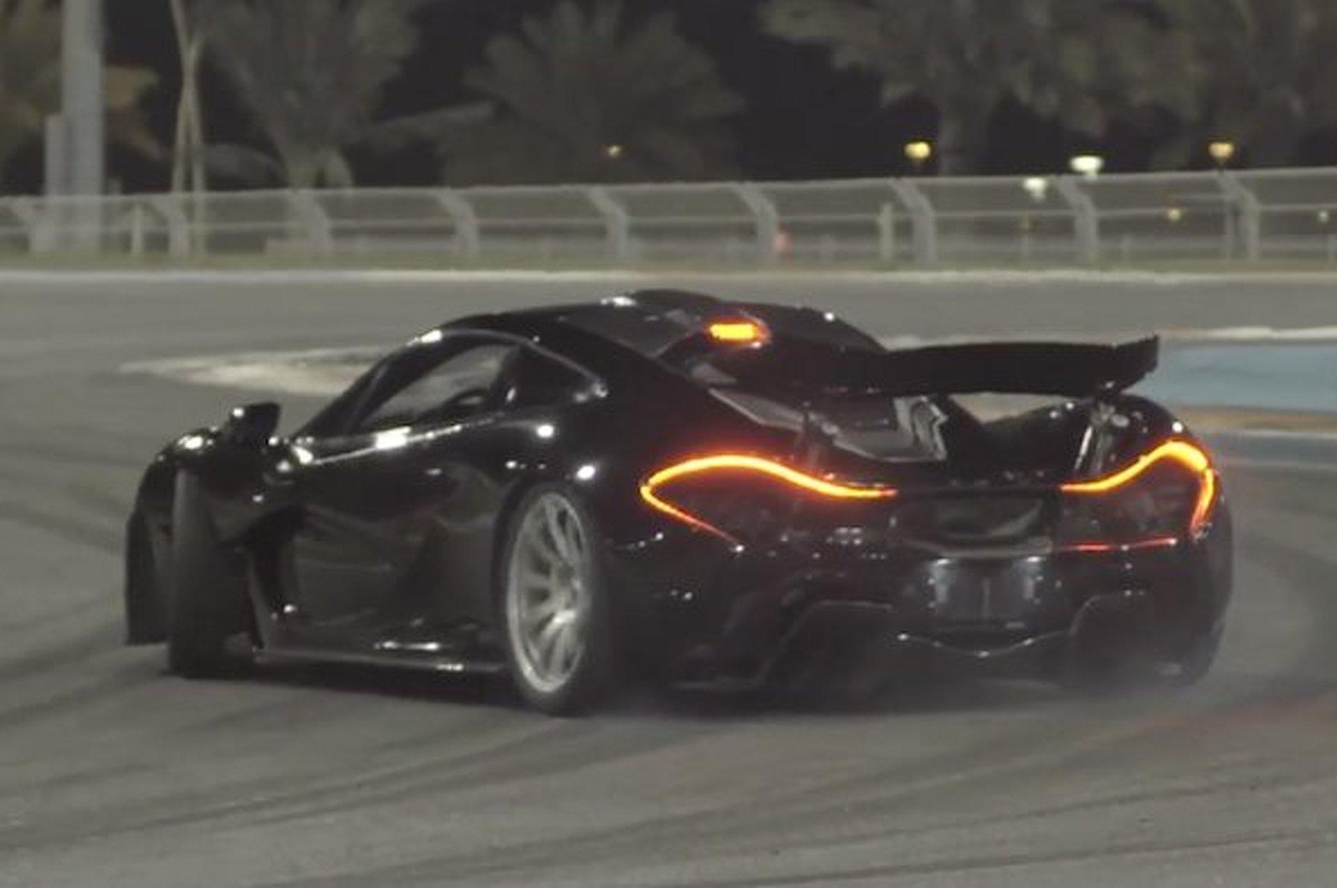 Chris Harris Drives the McLaren P1 in Spectacular Fashion [Video]