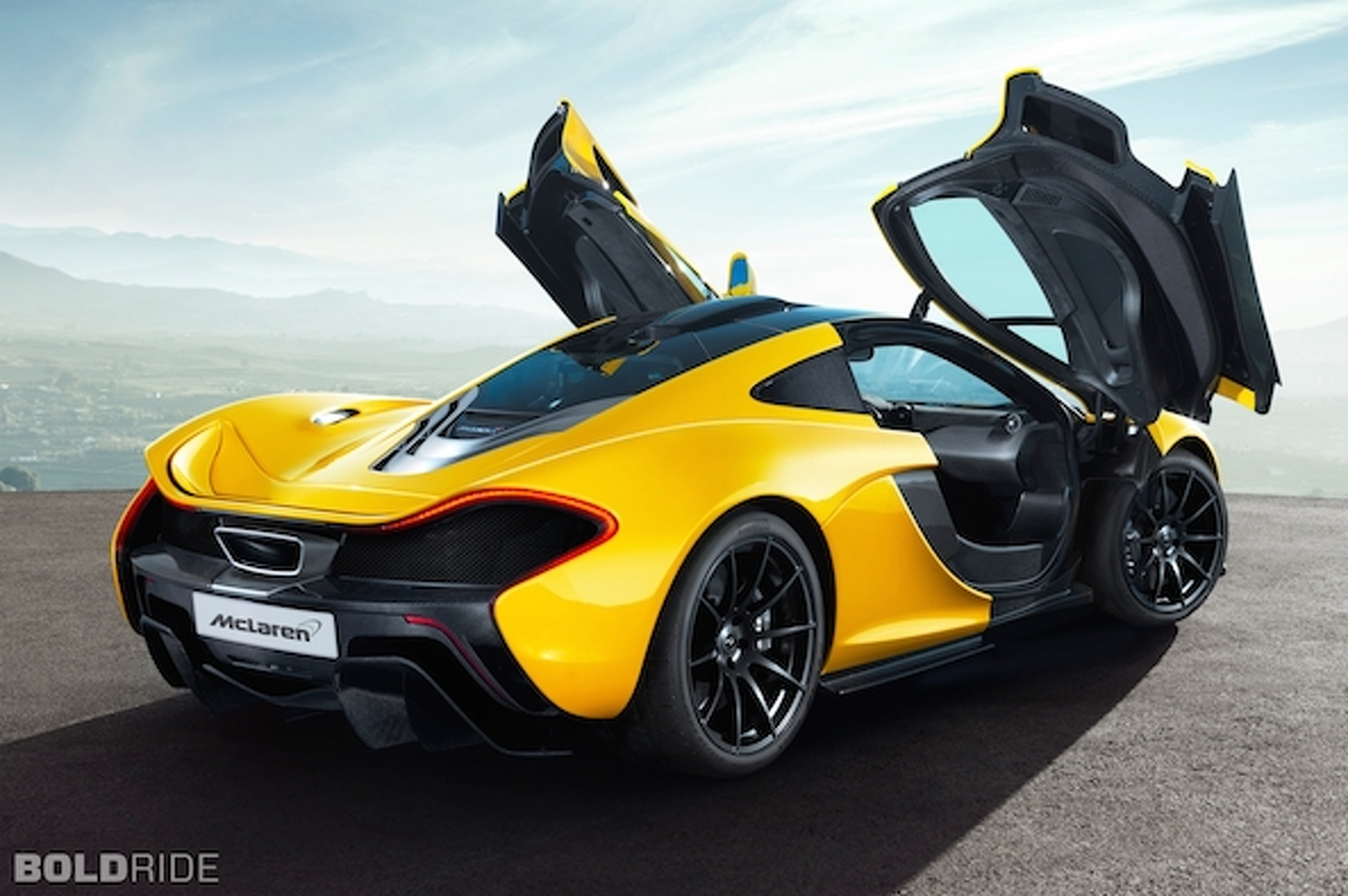 McLaren and Honda Could Partner on P1 Replacement in 2017