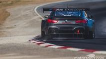 BMW GT3 car turns first laps in Australia [video]