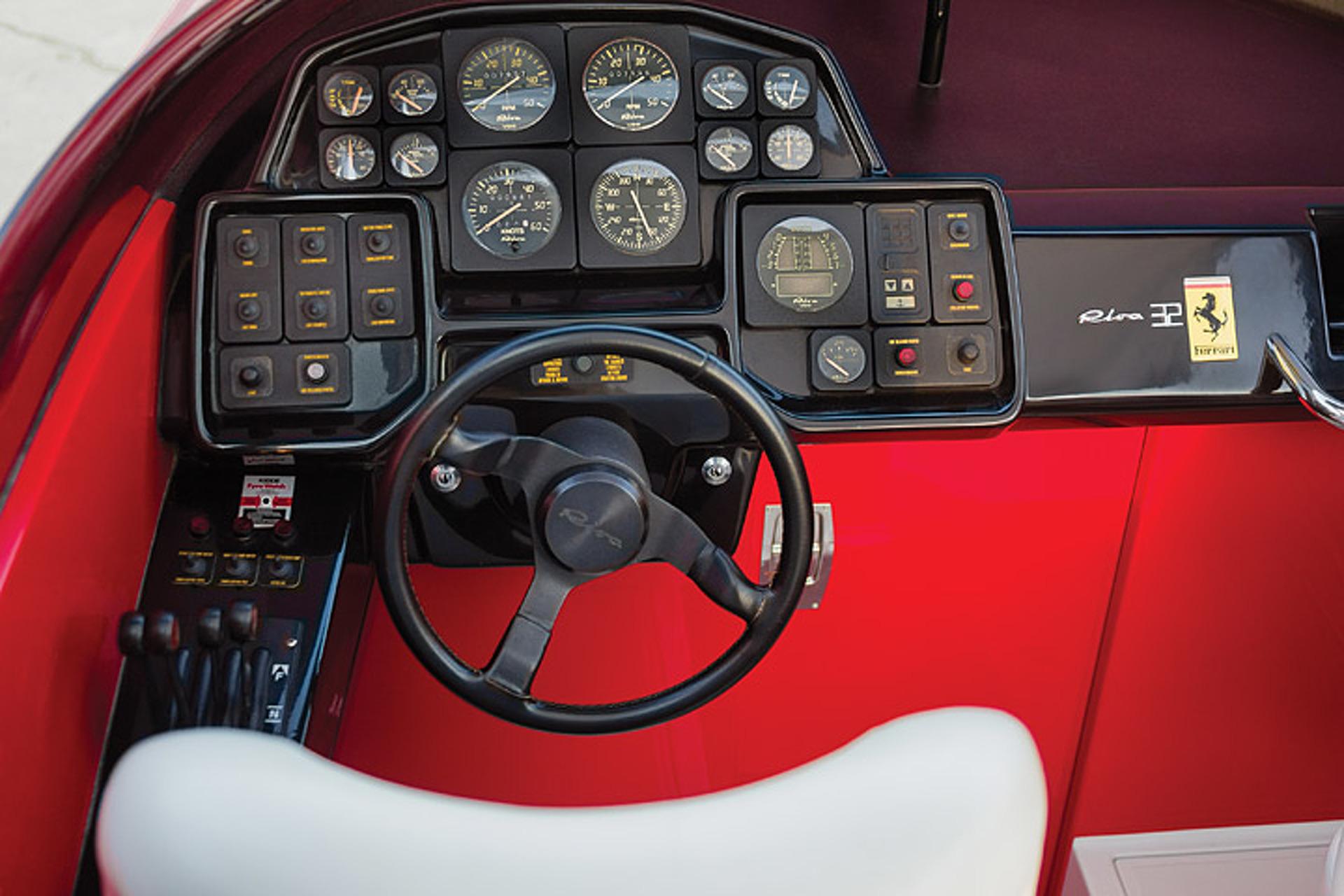 "This Ferrari Speedboat is More Seahorse than ""Prancing Horse"""