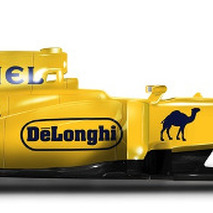 What If: 1980's Racing Liveries on Modern F1 Cars