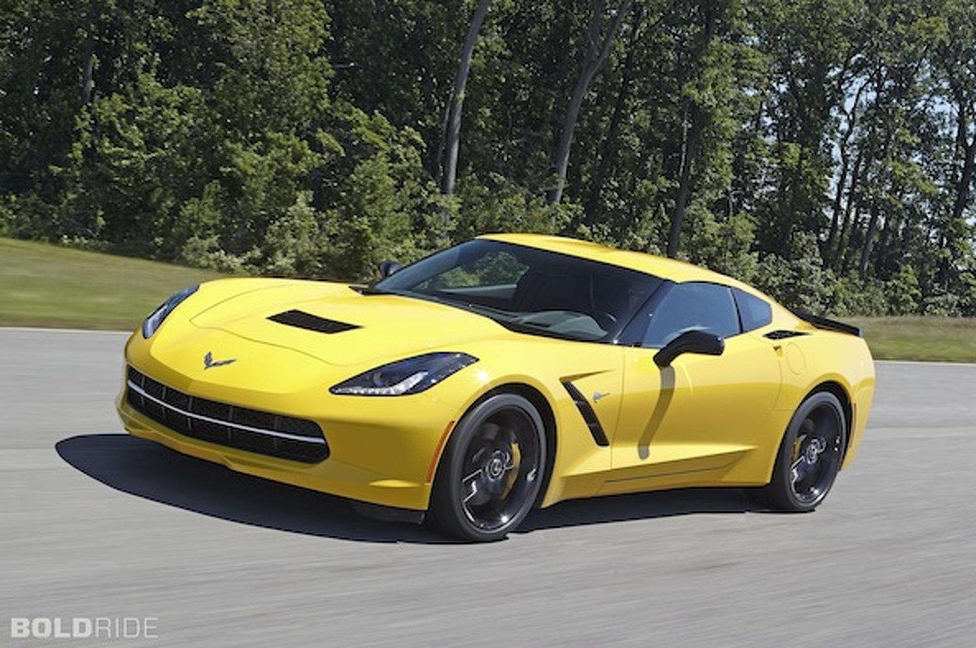 GM Teases Idea of a Hybrid Corvette