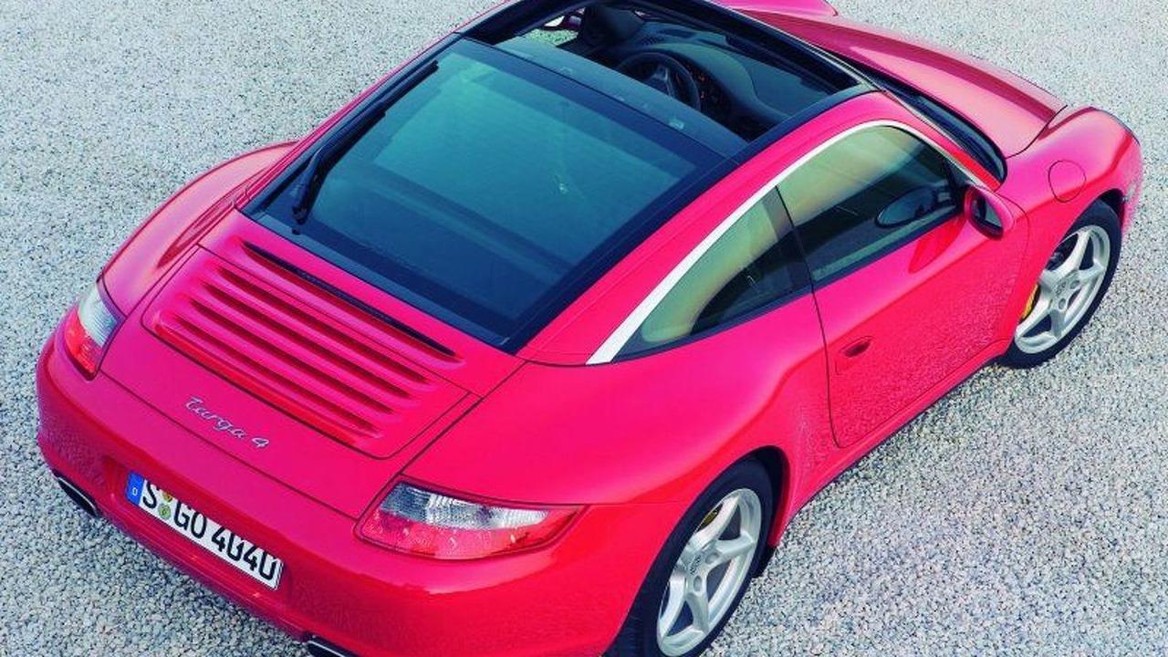 New Porsche 911 Targa