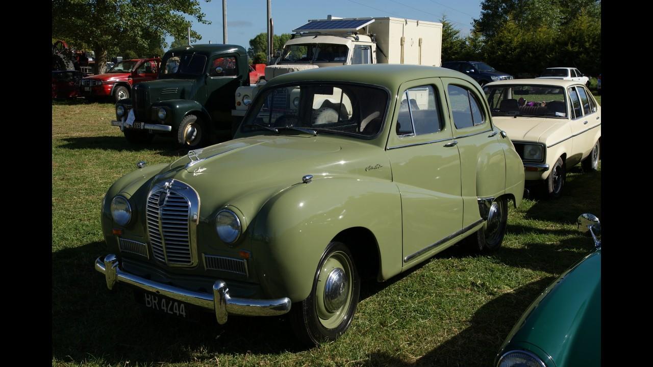 Austin A40 Somerset Saloon