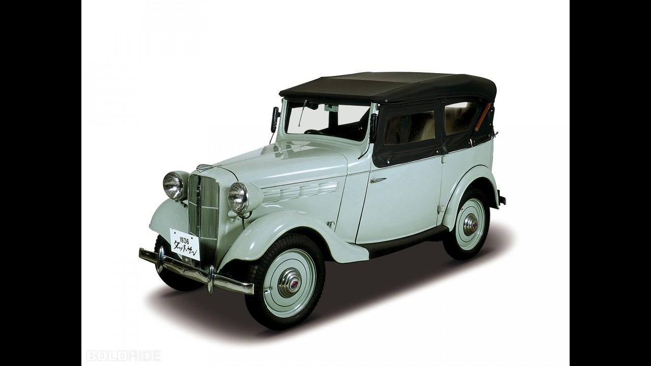 Datsun 15 Phaeton