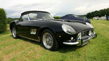 Retromobile Will Show Two Rare Ferrari to be auctioned