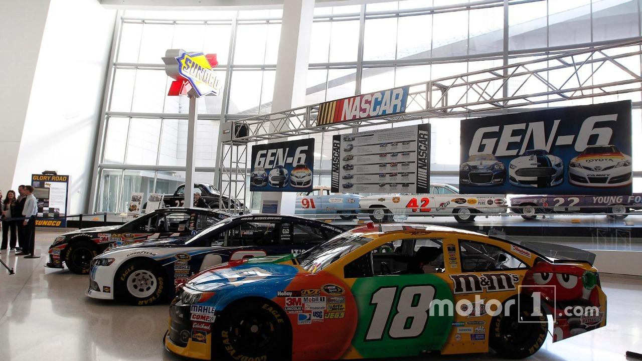 NASCAR Hall of Fame