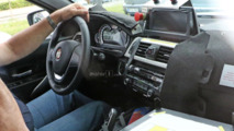 2018 BMW 3 Series prototype shows off unfinished interior