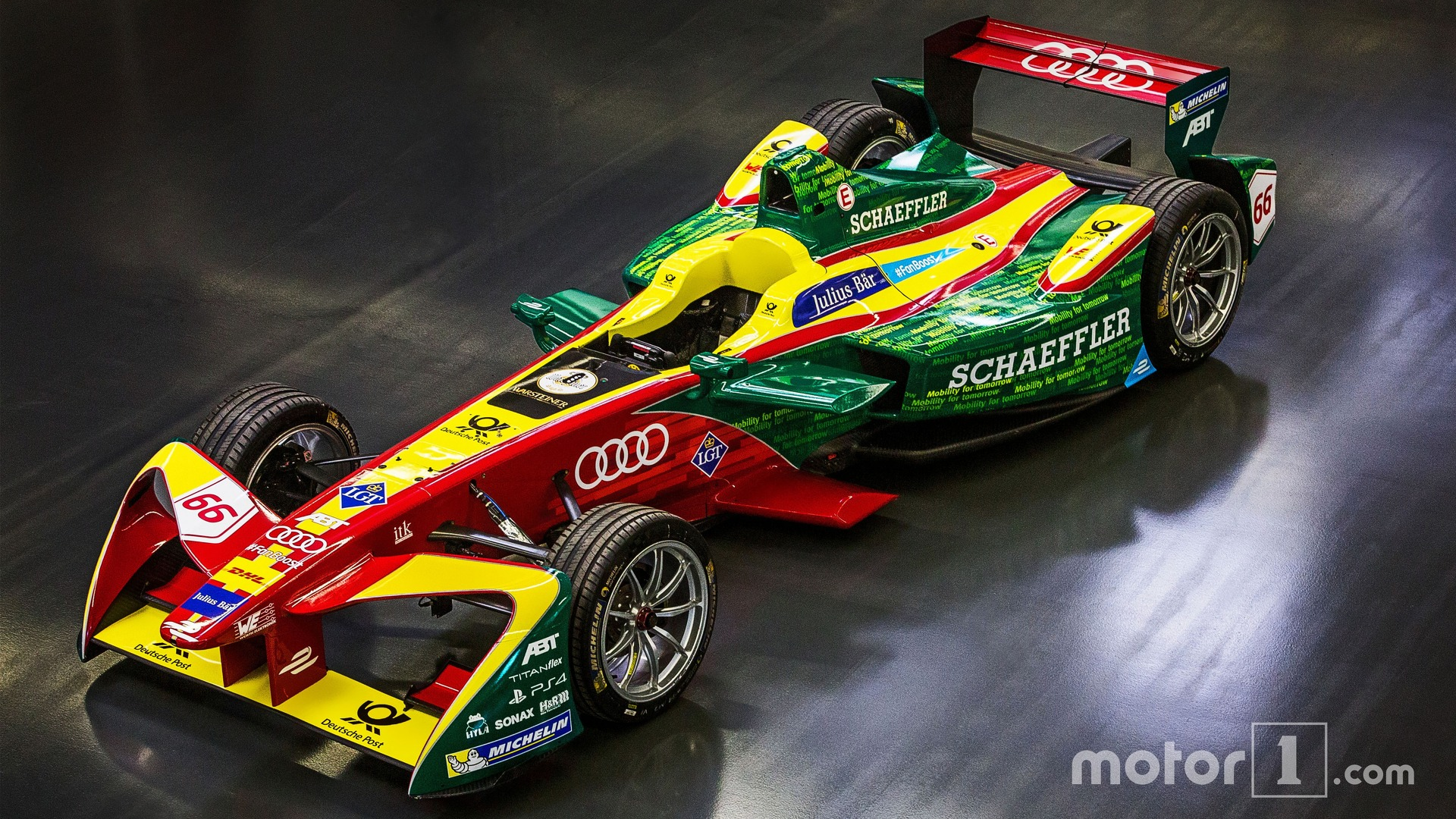 Audi targets factory Formula E programme in 2017