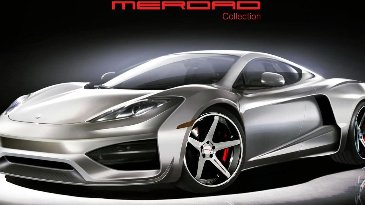 McLaren MP4-12C Mehron GT by Merdad - 8.9.2011