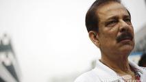 Force India set to lose co-partner Sahara