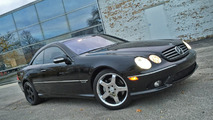 1,000 bhp Mercedes-Benz CL 600 runs on ethanol