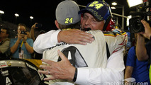 Jeff Gordon and Rick Hendrick
