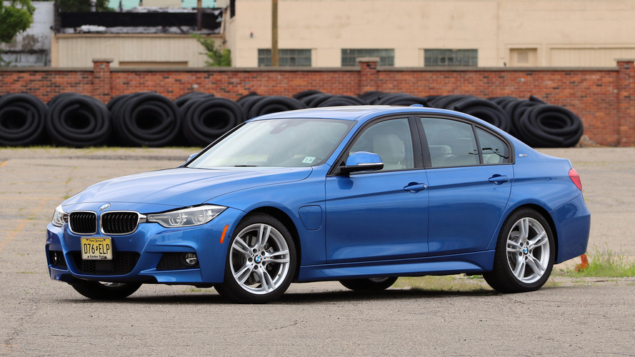 Review: 2016 BMW 330e