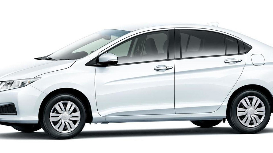 Honda Grace LX introduced in Japan