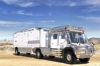 KiraVan: Meet the World's Most Extravagant Off-Road Truck