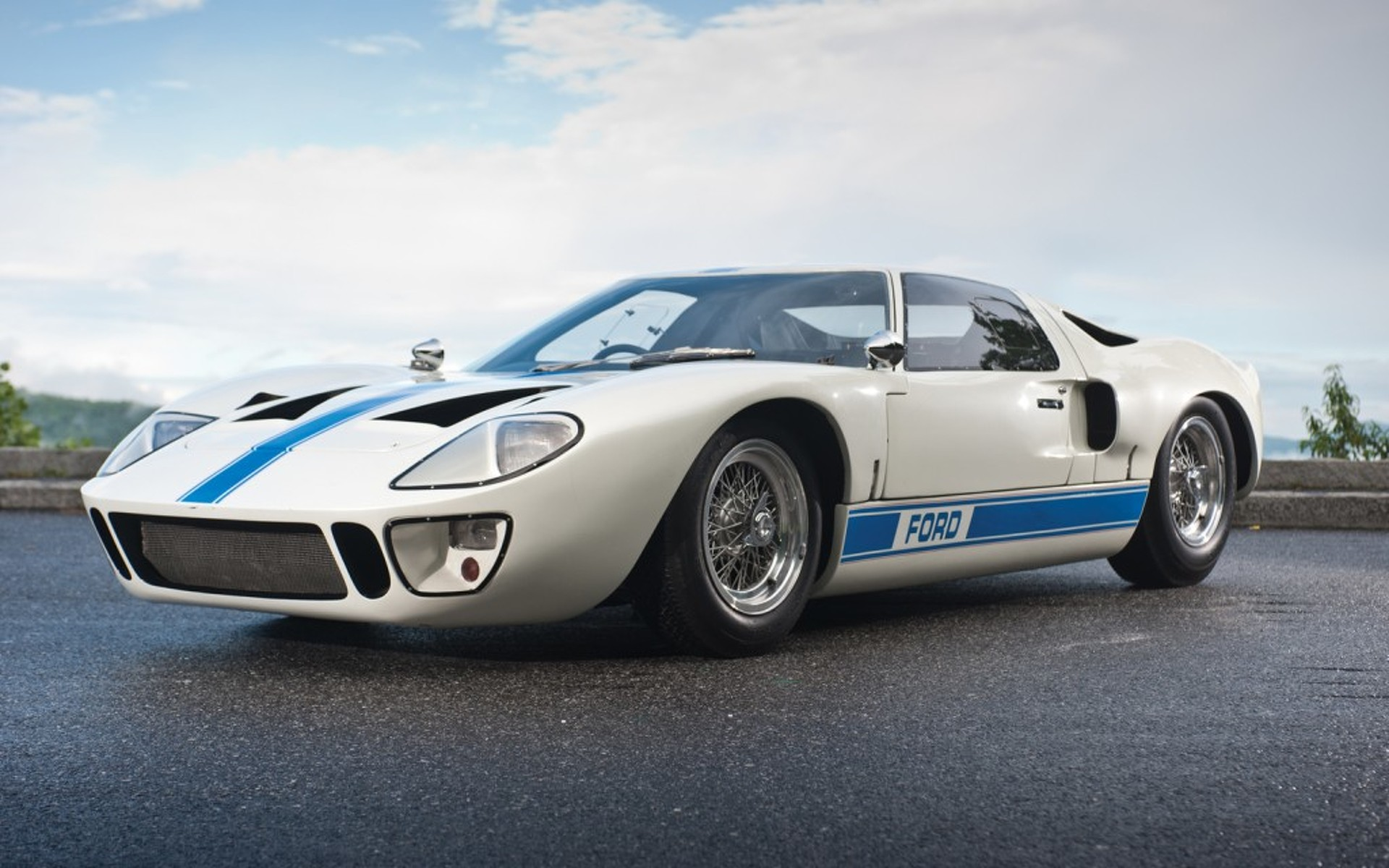 The 5 Best of RM Auctions Includes Shelby, Audi and Mercedes-Benz