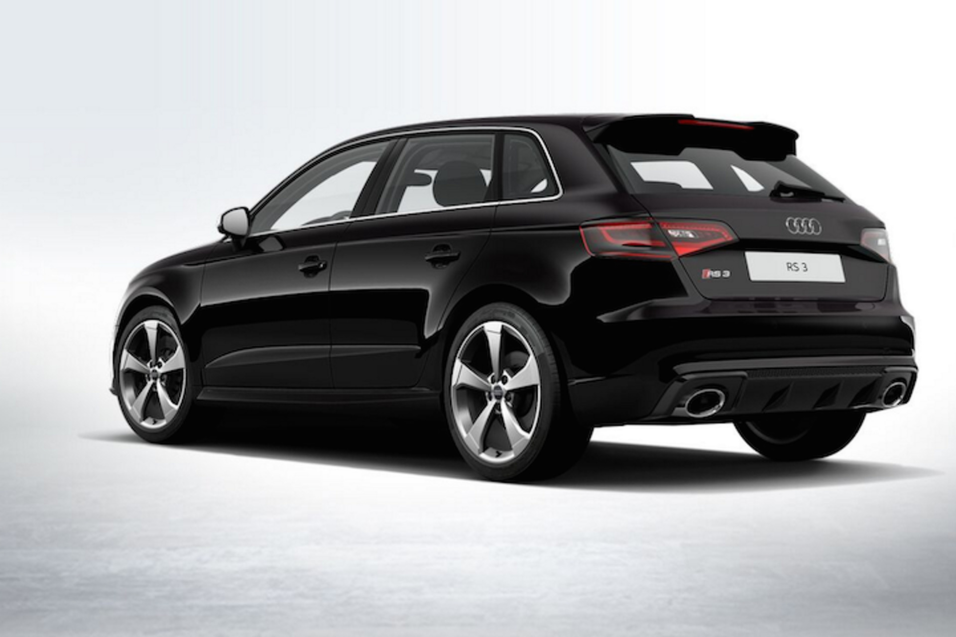 Audi RS3 Finally Coming to America With 400HP