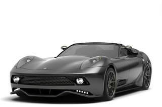 Lucra Details Its Customizable Supercar of the Future
