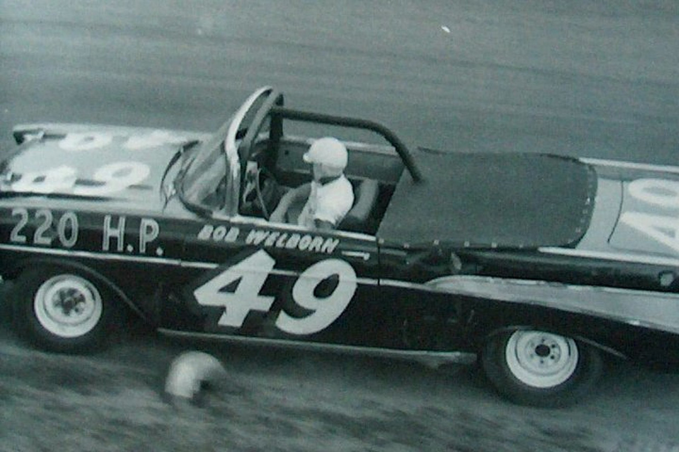 The Awesome, Short-Lived NASCAR Convertible Racing Division