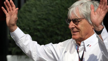 Peter Sauber and Ecclestone not in Japan