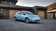 2011 Nissan Leaf EV Priced at $25,280 in the U.S.