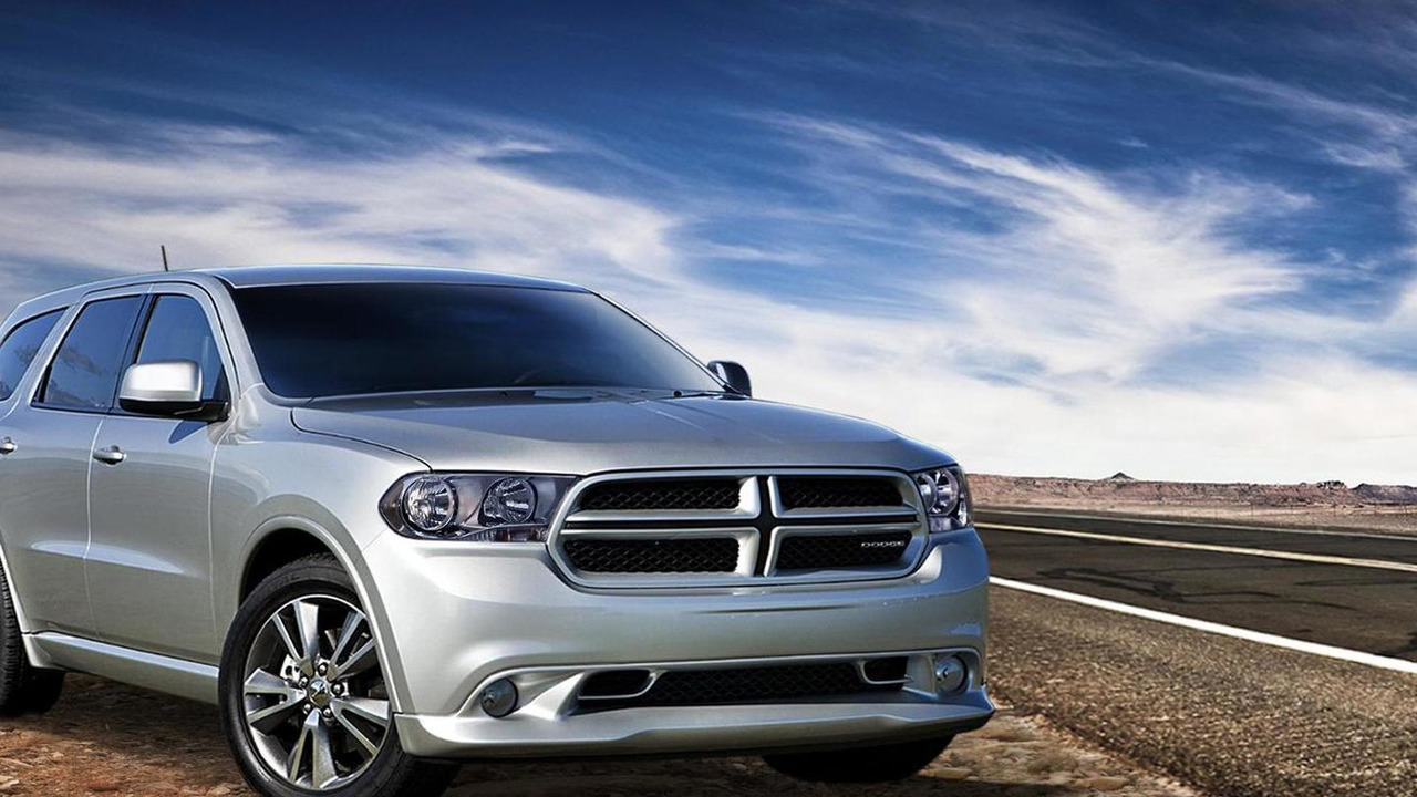 2011 Dodge Durango Heat - 9.2.2011