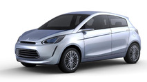 Mitsubishi teases Concept Global Small ahead of Geneva debut