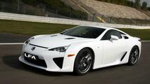 Lexus has no plans for an LFA successor