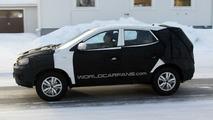 Hyundai ix35 aka ix-ONIC Concept Already Spied Winter Testing