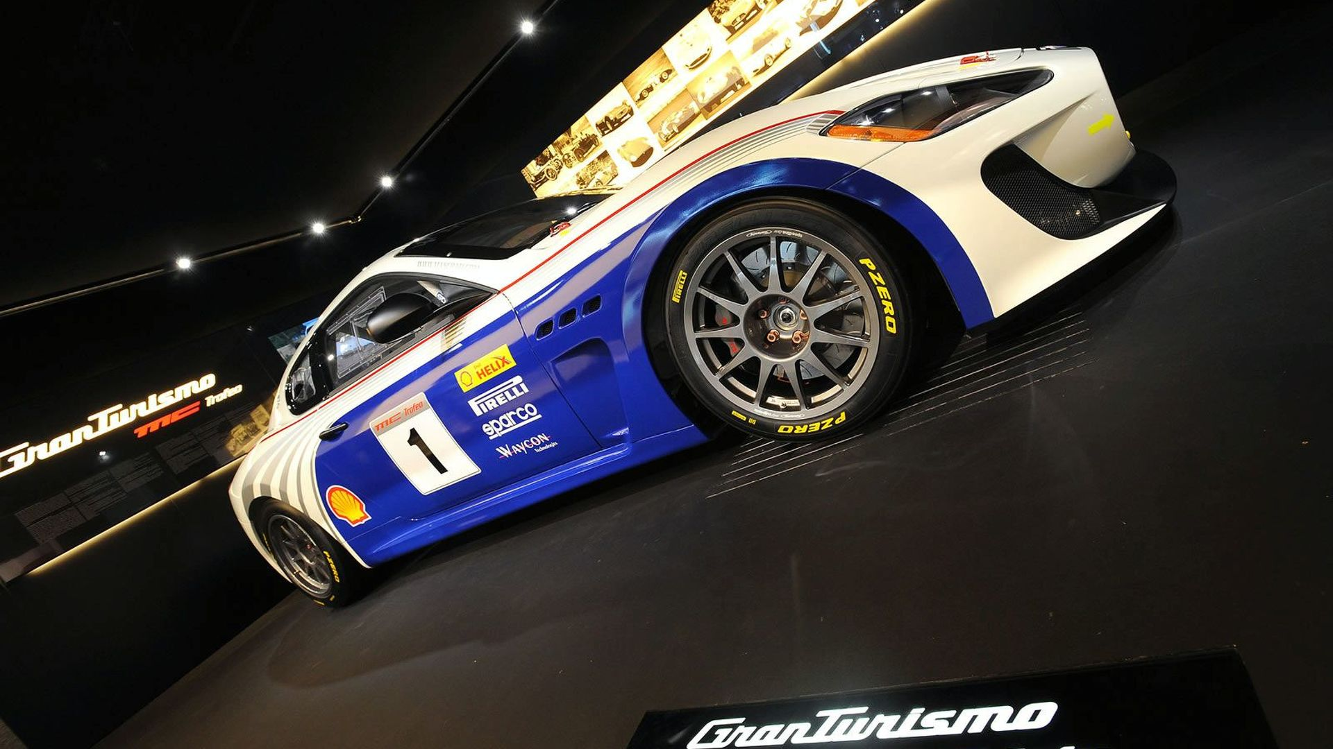 Maserati GranTurismo MC Trofeo Race Car Launched in Frankfurt
