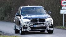 2014 BMW X5 M spy photo
